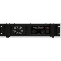 Amplificador Audio Leader Al 1500 S Lançamento 1500 Wts Rms