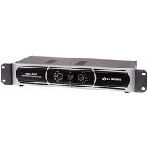 Amplificador Potencia Pro600 - Ll Audio