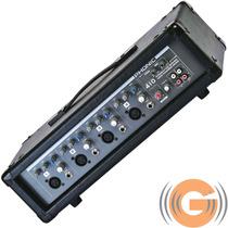 Mixer Amplificado Cabeçote Phonic Powerpod 410t1 - Goias