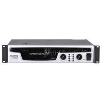 Crest Audio Cc 2800 Amplificador Potência 2800 Frete Grátis