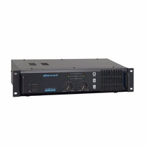 Amplificador Oneal Op-1600 Potencia 220w Rms 4r 2ch (bivolt)