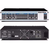Amplificador Cabeçote Hartke Ha 2500 - 250 Watts P/ Baixo