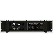Amplificador Áudio Leader Al1000 1000 W Rms 4 Ohms