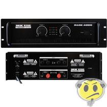Amplificador Potência Mark Audio Mk6200 1200w O F E R T A