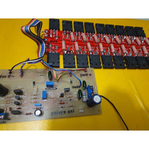 Placa 1600 W Montada /serve No Gradiente E Cygnus