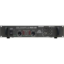 Amplificador Wattsom, Modelo W Power 9000