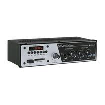 Amplificador Receiver Slim 1000 Plus - Para Até 12 Caixas