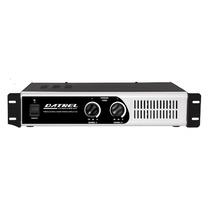 Amplificador De Potencia Profissional - 300w Rms - Pa1800