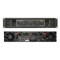 Amplificador De Potência Hotsound Hs Pro 2000