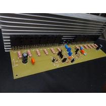Placa De Amplificador De Audio 1000w/serve Na Potençia Oneal