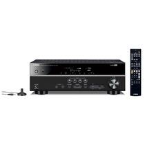Receiver Yamaha Rx V377 Dolby 5.1 Blu Ray Pronta Entrega