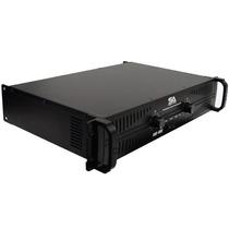 Amplificador Novo Poder Pa Dj Amp 4000 Watts Prateleira Mont