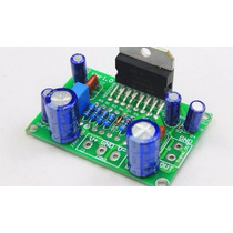 Placa Amplificador Tda7294 100w Rms Desmontada