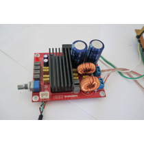 Placa Amplificador Tda8920 2x100w + Trafo