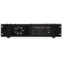 Amplificador Potencia Audio Leader Als 800 800 Watts Rms