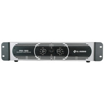 Amplificador Potência Profissional Pro-1600 400 Watts Rms