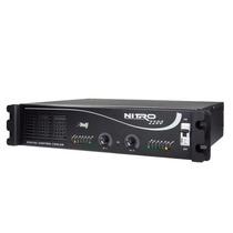 Amplificador Etelj Nitro 2200 - 550wts Rms