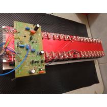 Placa Amplificador 3200w Mono Montado/serve Amplificadores