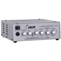 Amplificador Nca Ab100st ( Nota Fiscal E Garantia )
