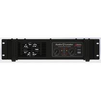 Amplificador Áudio Leader Al 4000 W Rms 4 Ohms