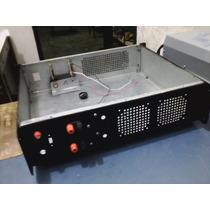 Gabinete 2u Rack 19 Para Amplificador