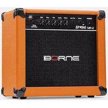 Amplificador Cubo Guitarra Borne Strike G80