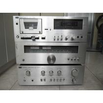 System Cce 4040 Amplificador, Tape Deck, Sintonizador