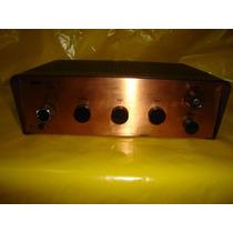 Amplificador Harman Kardon Prelude Pc-200- Valvulado.