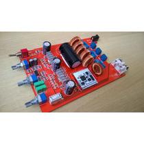 Kit Placa Montada Amplificador 2.1 Bluetooth 50w+50w+100w