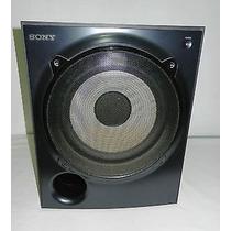 Caixa Amplificada Sony Muteki Sa-wp5000 165w Rms
