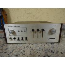 Amplificador Gradiente Lab 45 Anos 70 Todo Original