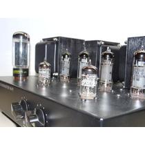 Amplificador Valvulado Hi-fi Stéreo