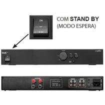 Amplificador De Potência Loud Apl 250 100watts Rms 1 Zona
