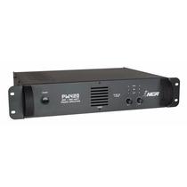 Som Profissional Pré Amplificador Ll Audio Nca Pw420 400wrms