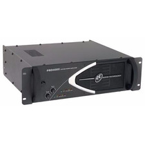 Amplificador Potencia Ll Audio Pro 4000 1000wrms Som, Bivolt