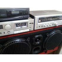 Receiver Sansui 4900z Amplificador N Gradiente Polyvox