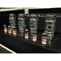 2 Pcb Amplificador Valvulado Válvula Kt120 Kt88 El34 Stereo