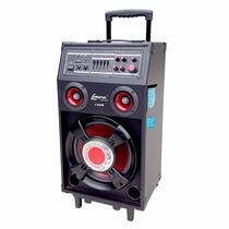 Caixa Amplificadora Lenoxx 3 Meses Uso Som Top Bateria 6 Hrs