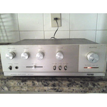 Amplificador Polyvox Ap 500 Funciona Bem Amplifier Raro!