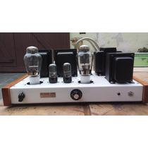 Amplificador Valvulado Hi-fi Estereo 300b Classe A 16 W