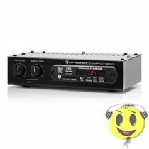 Amplificador Receiver Hayonik Usb Bluetooth Som Ambiente 20w
