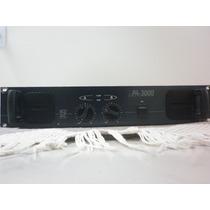 Amplificador Staner Upa 3000 - Semi Novas Com Manuais