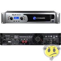 Amplificador Potência Crown Xls1500 1550w 120v O F E R T A