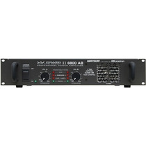 Amplificador Wattsom, Modelo W Power 6800 Ab