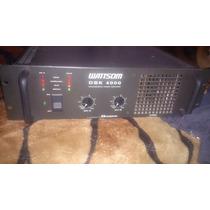 Amplifcador Ciclotron Dbk 4000 1000 Rms