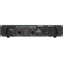 Amplificador Wattsom, Modelo W Power Ii 2200 Ab