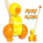 Empurre Junto Toy - Duck Fiesta Crafts Fun Toddlers Crianças