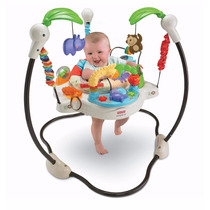 Pula Pula Jumperoo Luv U Zoo Fisher Price Frete Gratis