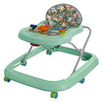 Andador Musical Toy Para Bebê Verde Tutti Baby