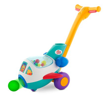 Brinquedo Avião Com Jato De Bolas Coloridas Bright Starts